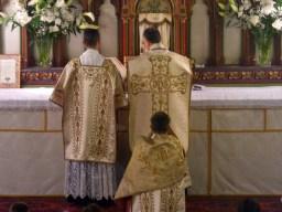 09 - Jeudi Saint 2015 - au canon de la messe