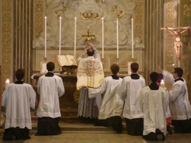 05 Messe de la saint Yves en la chapelle des Spiritains