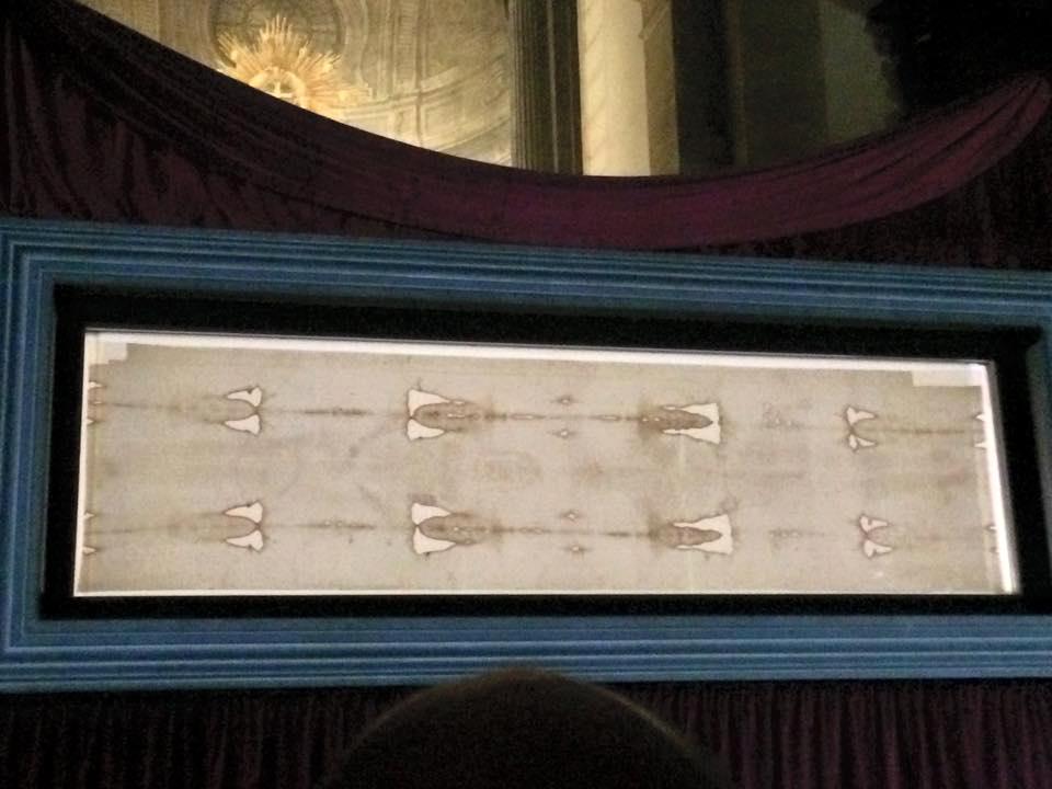 Saint suaire archives liturgia aprs lostension du saint suaire visite du muse diocsain et du campanile de la cathdrale puis messe votive du saint suaire tire des livres fandeluxe Images