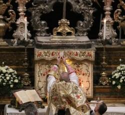37 Messe basse prélatice de Mgr Pozzo
