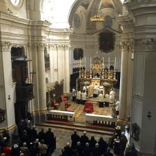 39 Messe basse prélatice de Mgr Pozzo