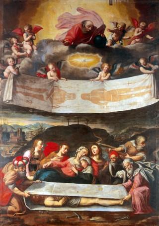Programme de la messe votive du Saint Suaire