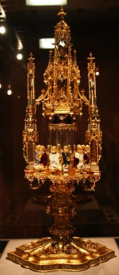 Monstrance de Belém - Gil Vicente - 1506