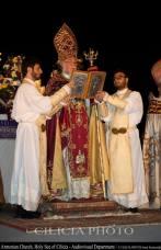 15-Consécration du saint myron par Aram Ier
