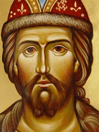 Saint pieux prince Alexandre Nevski