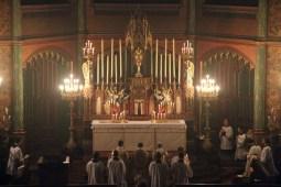 17-Messe d'exposition des Quarante-Heures - litanies des saints