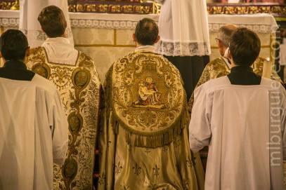 19-Messe d'exposition des Quarante-Heures - litanies des saints