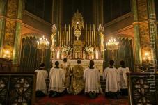 22-Messe d'exposition des Quarante-Heures - litanies des saints