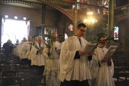 06 - Rameaux 2016 - La procession des rameaux