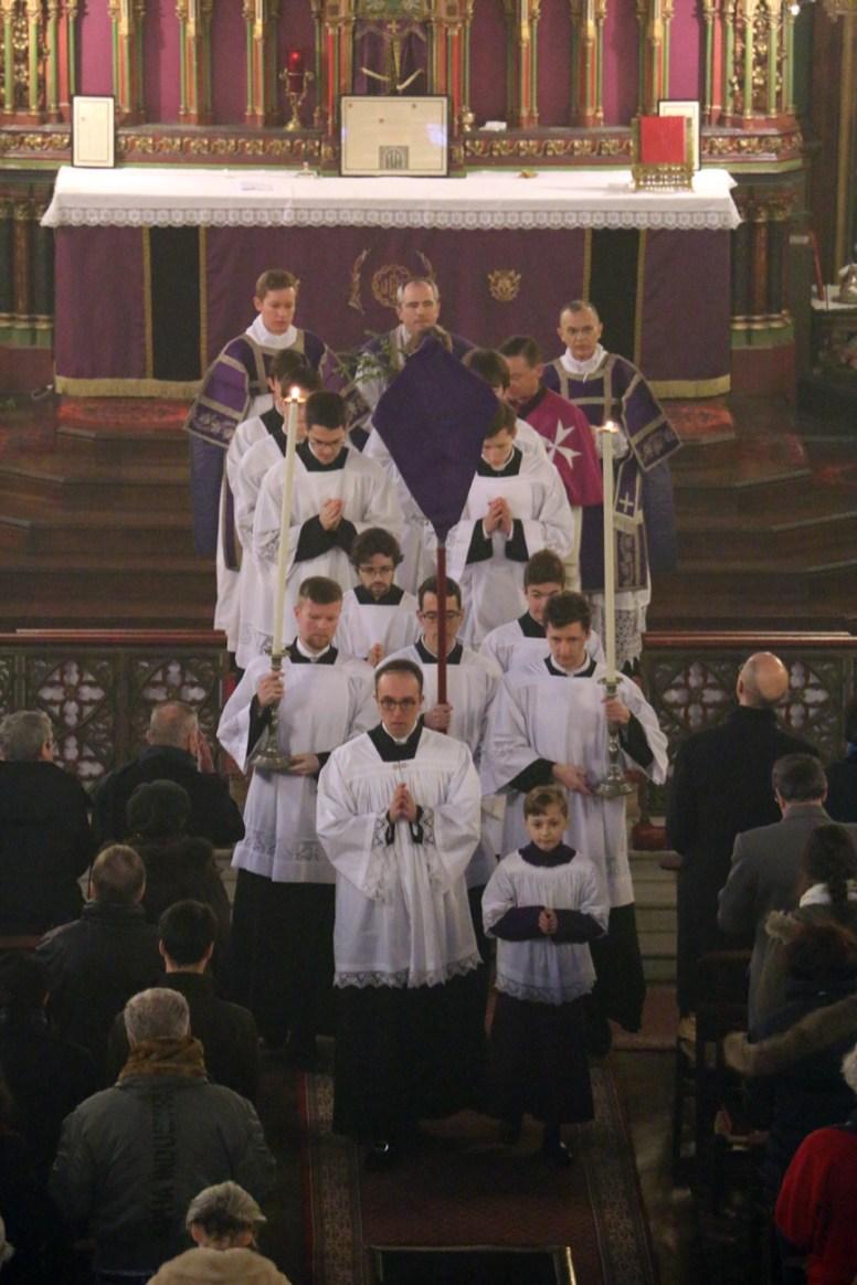 19 - Rameaux 2016 - Fin de la messe