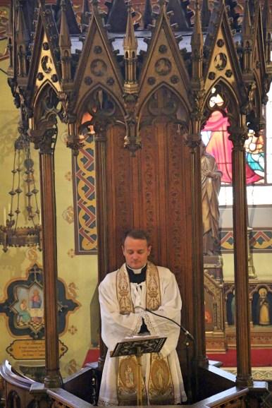 11 - Dimanche du Bon Pasteur 2016 - sermon de Monsieur l'abbé Hubert Bizard, fssp, vice-recteur du séminaire de Wigratzbad
