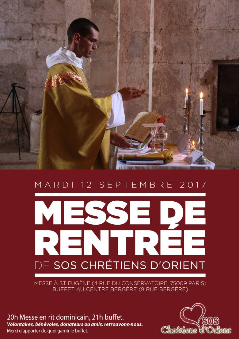 Messe en rit dominicain