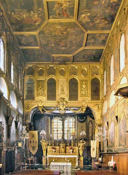 La chapelle Sainte -Foy