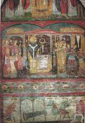 Saint Clément célébrant la messe