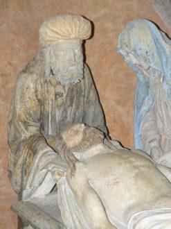 Le Christ du maître de Chaource