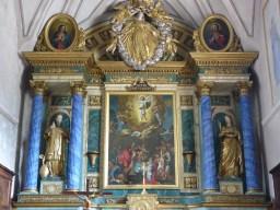 Bozel, église Saint-François de Sales.