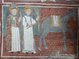 Vulmix - Saint Grat et saint Jocond en route vers Rome.
