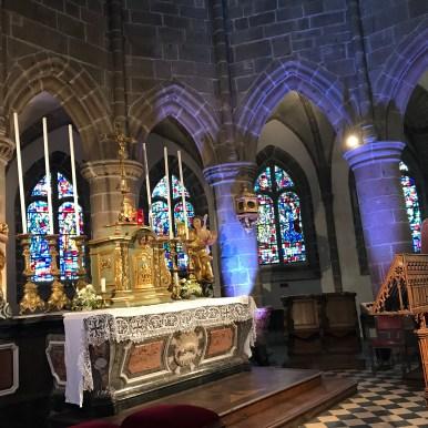 Maitre-Autel de Notre-Dame du Cap-Liou