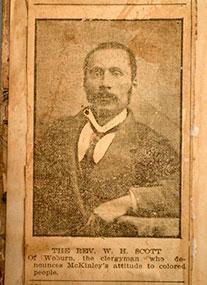 Reverend William H. Scott, Sr.