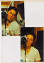 Alli Royce Soble and camera, 1997.