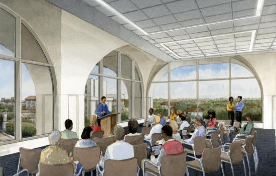 MARBL Classroom Rendering