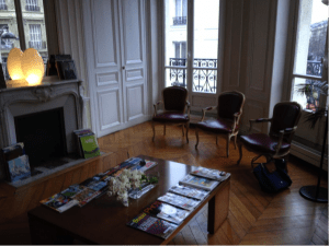 I shadowed a French general dentist in the 11th arrondissement.