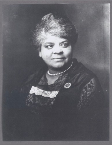 Ida B. Wells, Langumir Collection, Rose Library