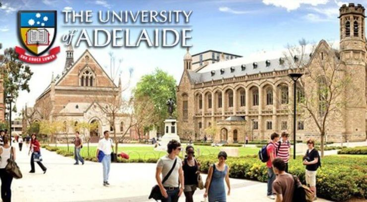 Full Fee Scholarships at University of Adelaide in Australia, 2020