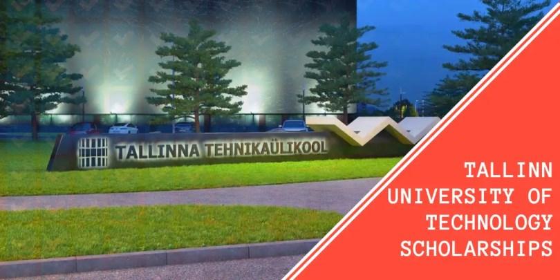 Image result for Scholarships at Tallinn University of Technology for International Students