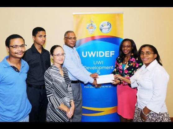 UWIDEF Scholarships, UWI Development and Endowment Fund