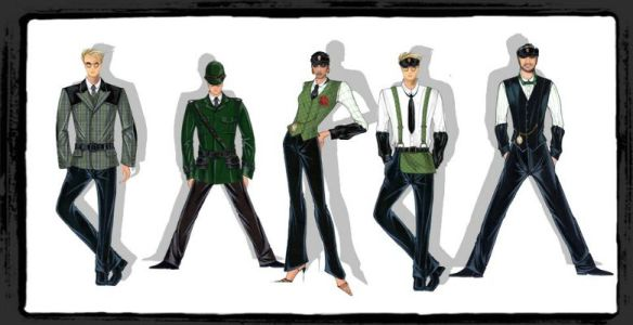 Arthur Winzro Parks Fashion Scholarship