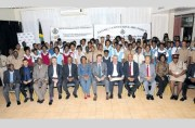Area Four police scholarships Awards to 142 Students