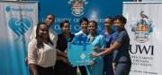 Republic Bank of Grenada Donates to UWI Scholarship