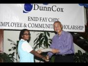 DunnCox Law Scholarship