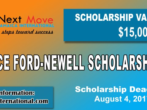 Joyce Ford Newell Scholarships