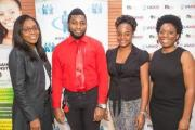 VTDI trainees receive scholarships in entertainment and event management