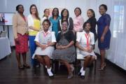 Corporate Women Fête Hope Elliott Memorial Scholars