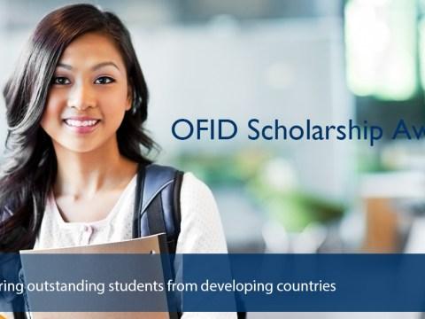 OFID Scholarship