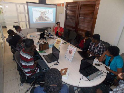 Skolastic Oasis Caribbean Scholarship Incubator Programme