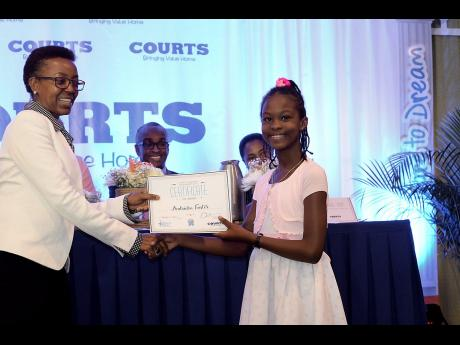 Clan Carthy Students Receive Back-To-School Support from Courts