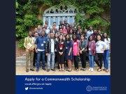 2019 UK Commonwealth Scholarships