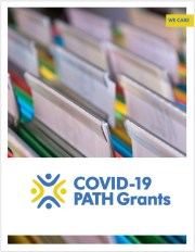 Have you Applied for the COVID-19 PATH Grant?
