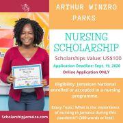 How to Win the 2020 Arthur Winzro Parks Nursing Scholarship