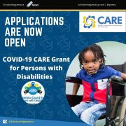 The GOJ's COVID-19 CARE Grant Applications Reopen for Persons with Disabilities