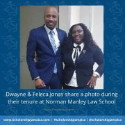 The Jonas siblings shine with their law degrees; awaiting National Bar Association call