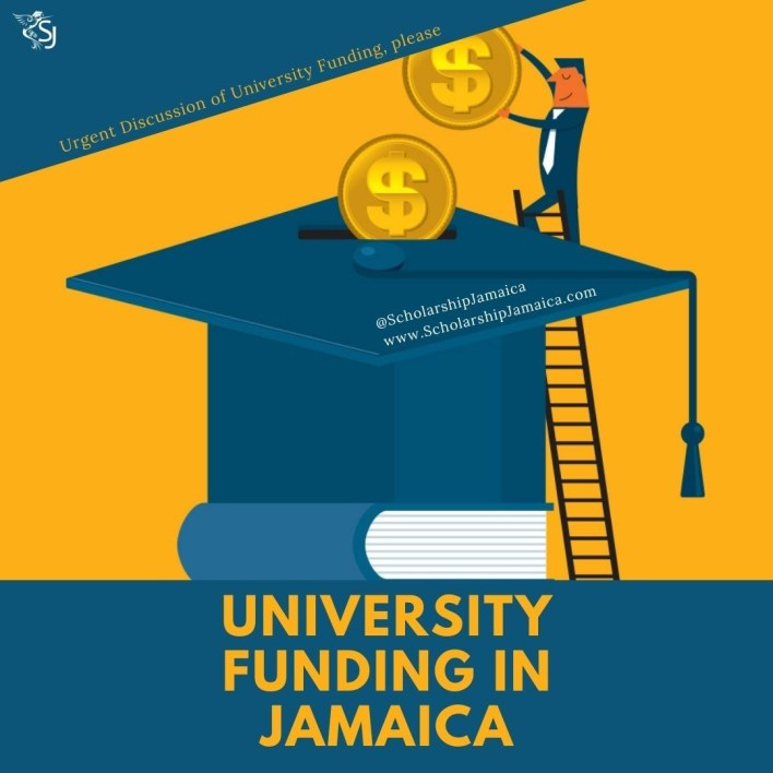 Urgent discussion of university funding in Jamaica