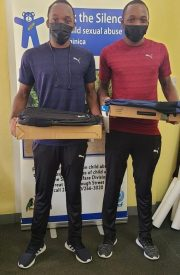 Twin Boys From Dominica Foster Care Program Obtain Athletic Scholarship at Edwin Allen High School
