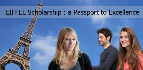 Eiffel Scholarship - Học bổng của chính phủ Pháp