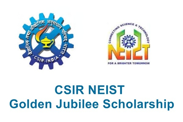 CSIR-NEIST Golden Jubilee Scholarship for Undergraduate Students in India 2017