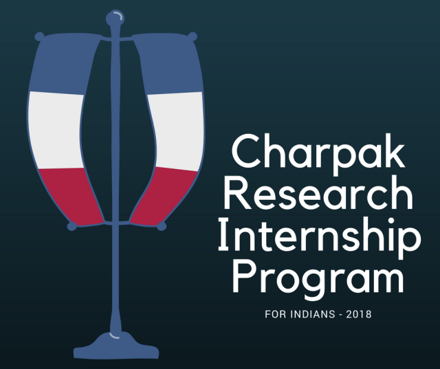 Charpak Research Internship Program